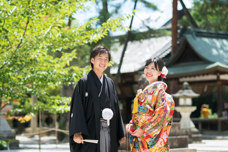 今宮神社での婚礼イメージ