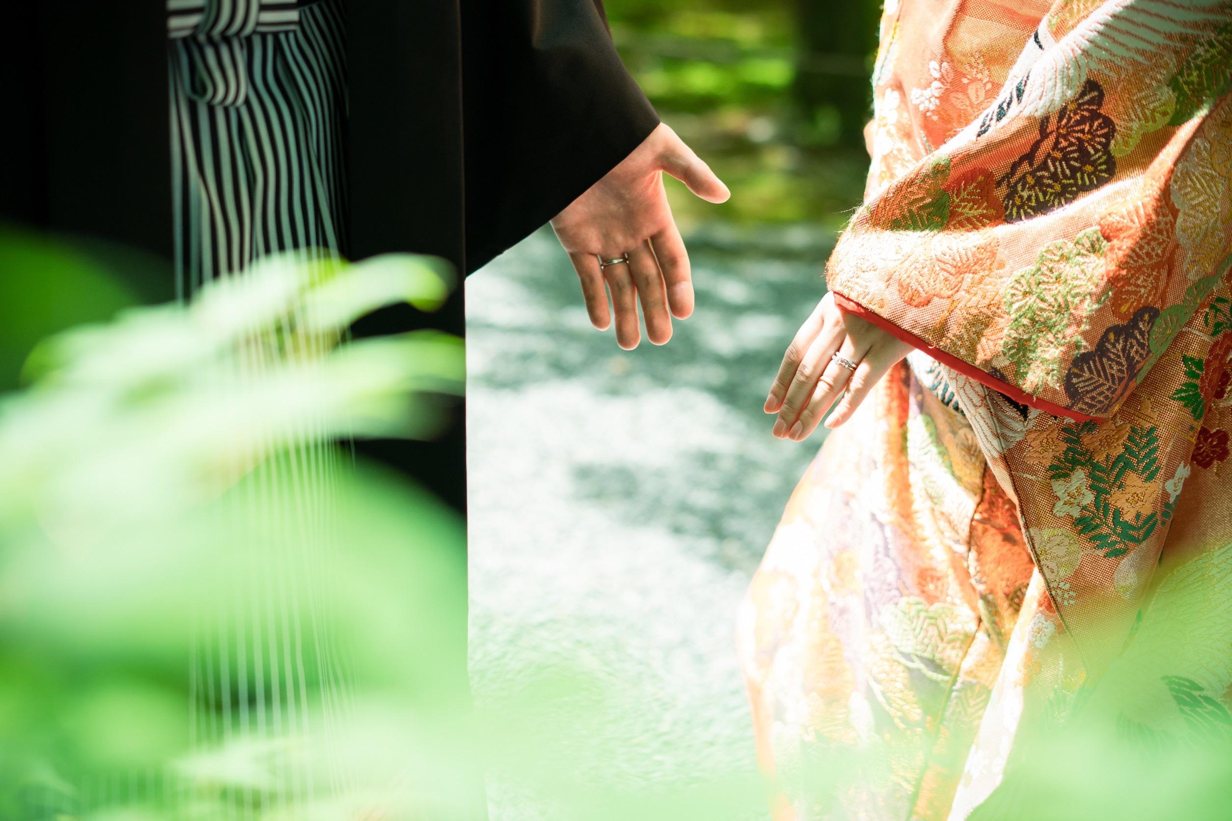 手元イメージ写真