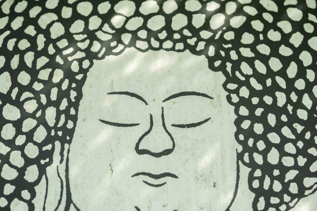 金戒光明寺の螺髪